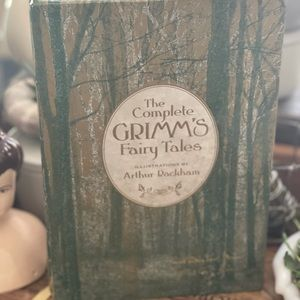 The Complete Grimm's Fairy Tales Large Hardcover